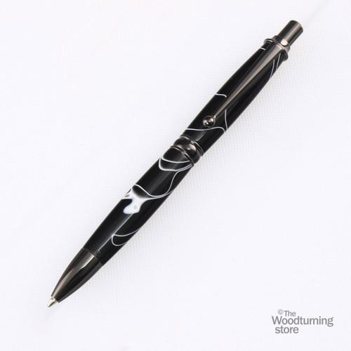 Legacy, Power Pen Kit - Gun Metal