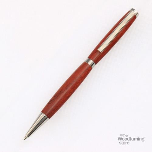 Legacy Slimline Pen Kit - Platinum