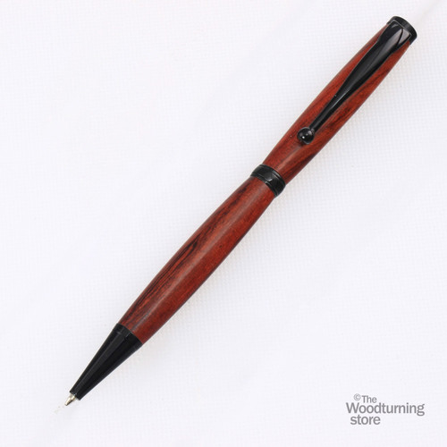 Legacy Fancy Pen Kit - Black Chrome