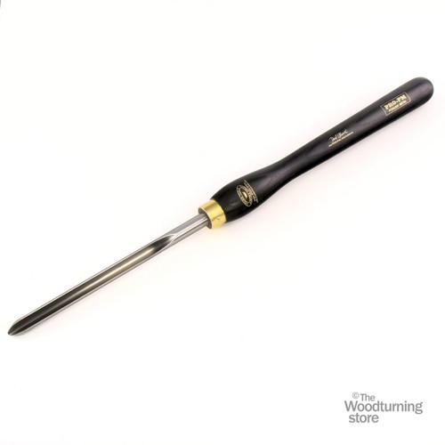 """Crown Tools Pro-PM 1/2"""" Flute (5/8"""" Bar) Bowl Gouge, David Ellsworth Grind, 242EPMW"""