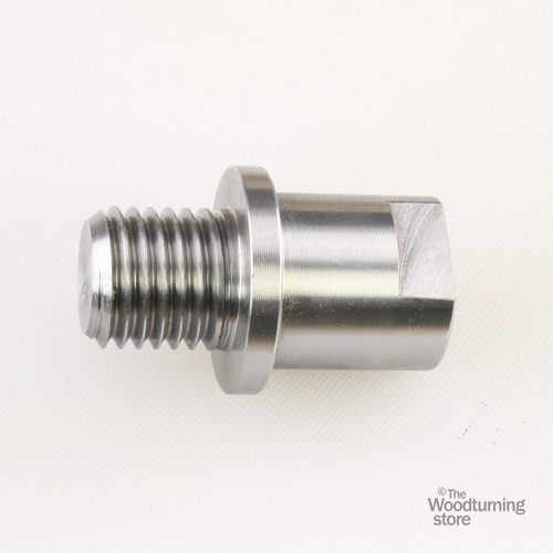 """Hurricane, Headstock Spindle Adapter, Converts 3/4"""" x 10 TPI to 1"""" x 8 TPI"""