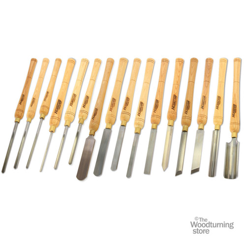Hurricane HSS, 16 Piece Advanced Chisel Tool Set