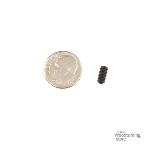 Hurricane Replacement Jaw Stop Screw for the HTC100 and HTC125 Chucks