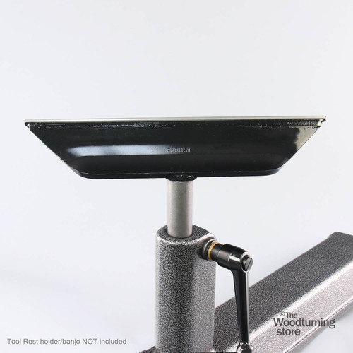 "Robust Comfort Tool Rest, 12"" Wide, Standard Post"