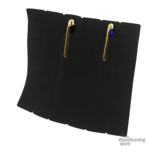 Legacy Woodturning Black Velvet Pen Sleeve - PACK OF 30