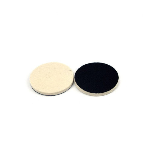 "Hurricane 3"" Hook and Loop Felt Buffing and Polishing Pad"