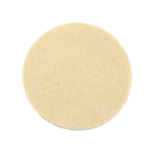 "Hurricane 3"" Felt Buffing and Polishing Pad"