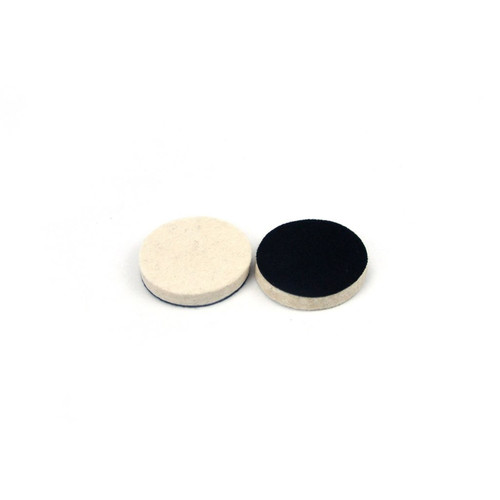 "Hurricane 2"" Hook and Loop Felt Buffing and Polishing Pad"