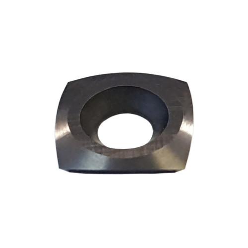 "Easy Wood Tools, Model 2600NR, Ci2-R2 2"" Radius Patented Negative Rake Carbide Cutter"