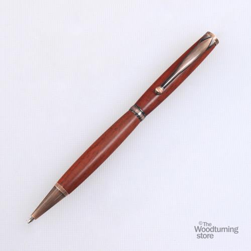 Legacy Fancy Pen Kit - Antique Rose Copper