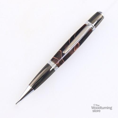 Legacy Viceroy Pencil Kit - Chrome and Gun Metal