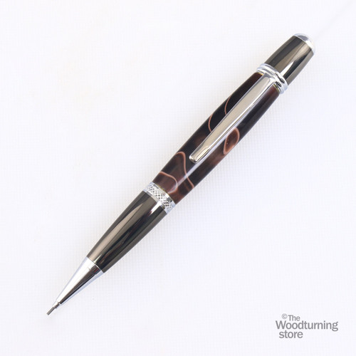 Legacy Viceroy Pencil Kit - Chrome and Gun Metal