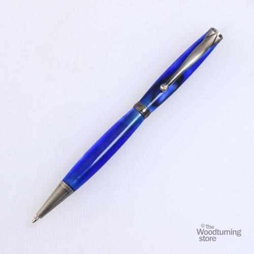 Legacy Fancy Pen Kit - Gun Polish