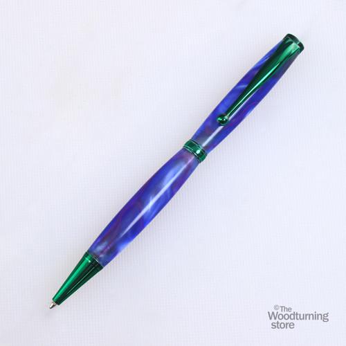 Legacy Fancy Pen Kit - Green
