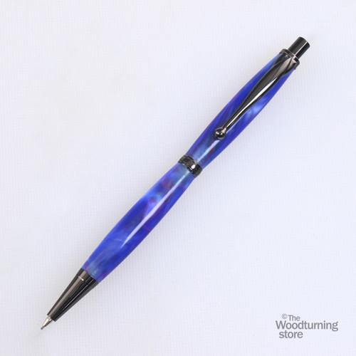 Legacy, Fancy Pencil Kit - Gun Metal