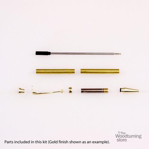 Legacy Fancy Pen Kit - Antique Bronze