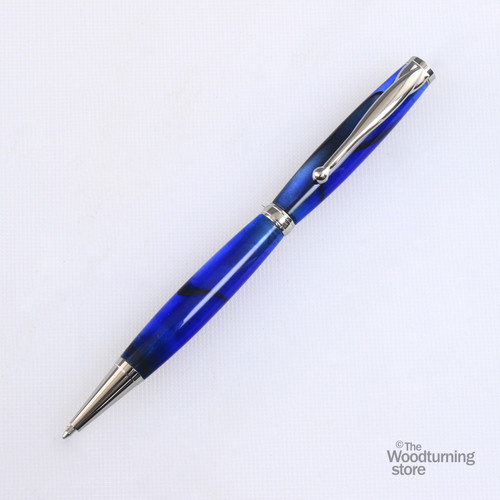 Legacy Fancy Pen Kit - Platinum