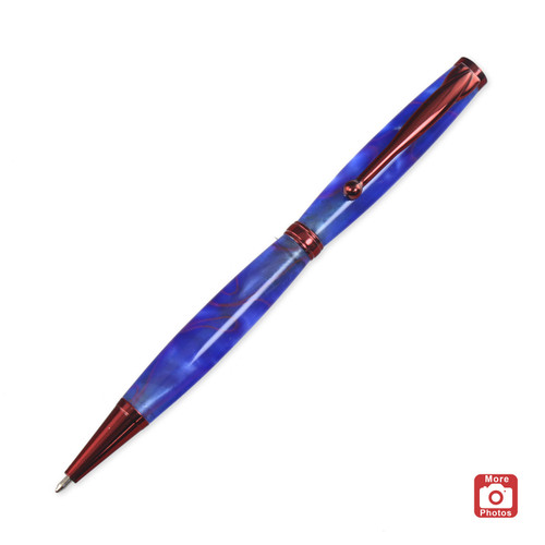 Legacy Fancy Pen Kit - Red