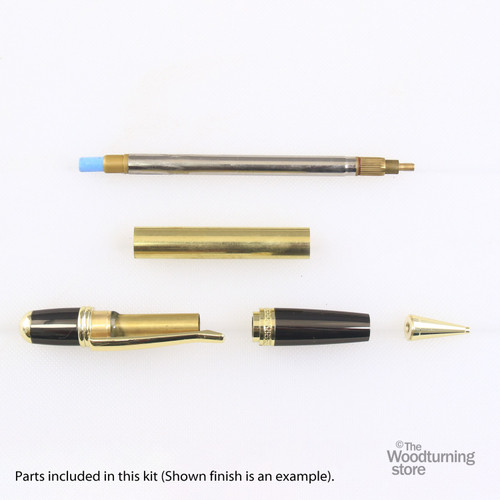 Legacy Viceroy Pencil Kit - Gold and Gun Metal