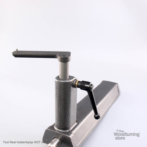Robust Box Tool Rest, Standard Post