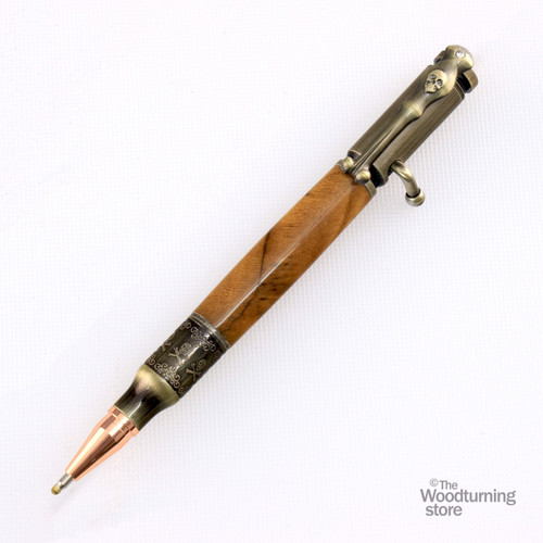 Legacy Buccaneer Pen Kit - Antique Bronze