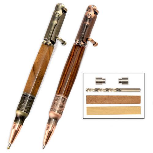 Legacy Buccaneer Pen Kit Starter Pack