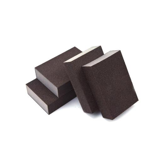 4-Sided Wet / Dry Abrasive Blocks, 240 Grit