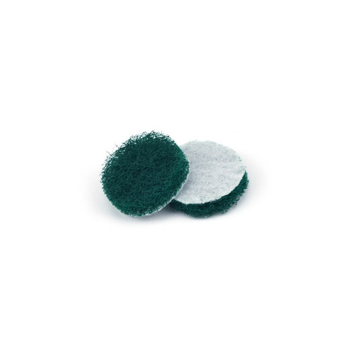 "Hurricane 2"" Hook and Loop Coarse Scouring Pad, 240 Grit"