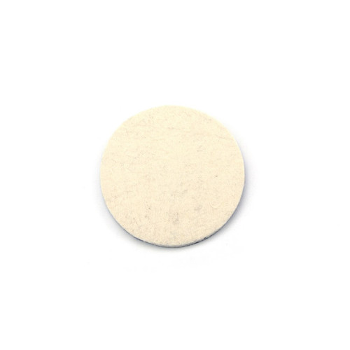 "Hurricane 5"" Hook and Loop Felt Buffing and Polishing Pad"