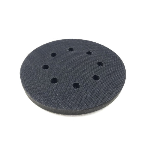 "Hurricane 5"" 8 Hole Soft Interface Pad for Curved Surfaces"