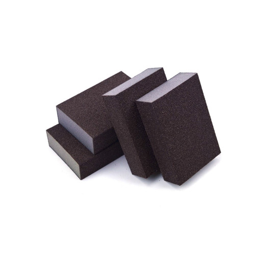 Hurricane4-Sided Wet / Dry Abrasive Blocks, 180 Grit
