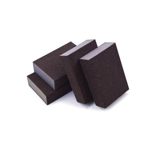 4-Sided Wet / Dry Abrasive Blocks, 180 Grit