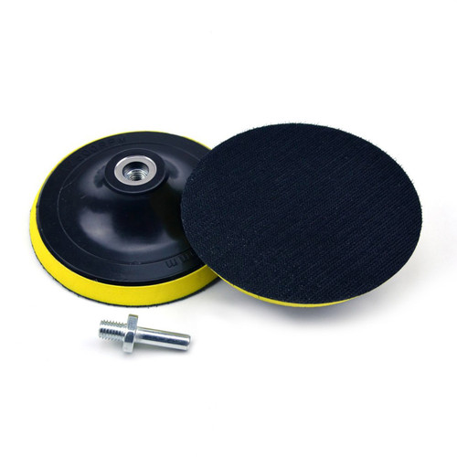 "5"" Backer Pad, M10 with 8mm Shank Mount"