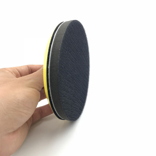 """Hurricane 5"""" Hook and Loop Soft Interface Pad for Sanding Curved Surfaces"""