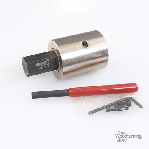 Oneway Vacuum Chuck Adaptor, without Insert