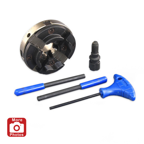 Oneway Chuck Kit With Jaws Only - No Threaded Insert