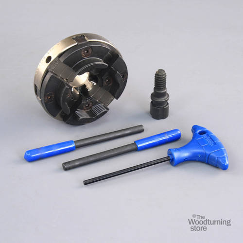 Oneway Chuck Kit with #2 Profiled Jaws, No Threaded Insert