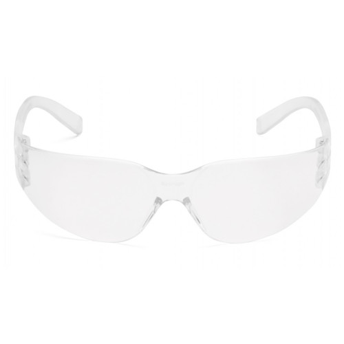 Pyramex Intruder Series Safety Glasses with Hardcoated Anti-fog Lens, 12 Pack