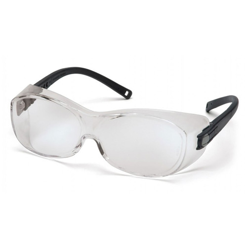 Pyramex OTS Series Safety Glasses with H2X Anti-Fog Lens