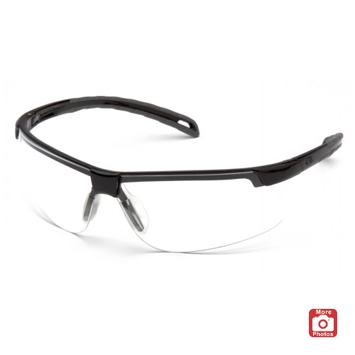 Pyramex Ever-Lite Series Safety Glasses with H2X Anti-Fog Lens
