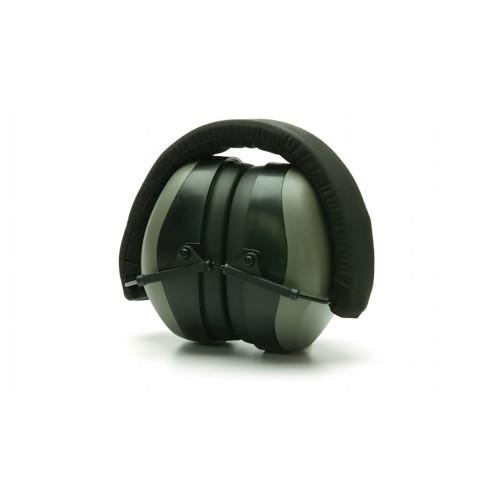 Pyramex PM80 Series Earmuffs, Gray