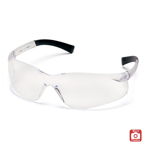 Pyramex Ztek Series Safety Glasses with H2X Anti-Fog Lens
