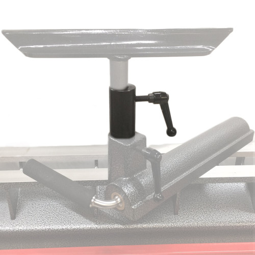 Tool Rest Extension for the Scout Lathe