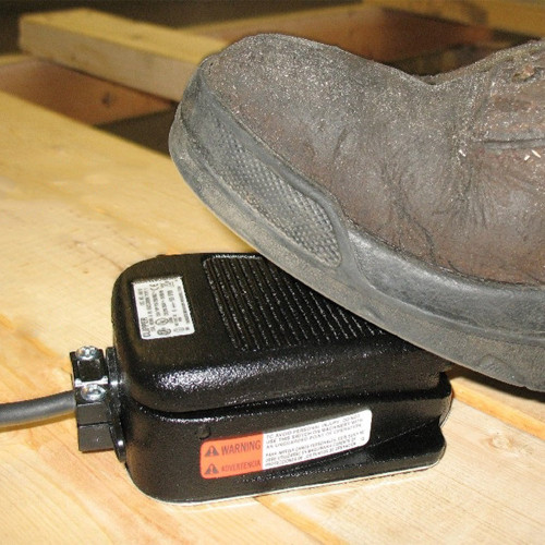 """Robust Remote Foot """"Off"""" Switch"""