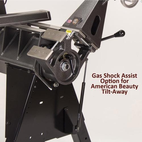 Gas Shock Assist for Tilt-Away