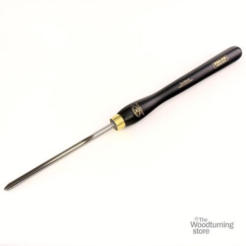 """Crown Tools Pro-PM 3/8"""" Flute (1/2"""" Bar) Bowl Gouge, David Ellsworth Grind, 241EPMW"""