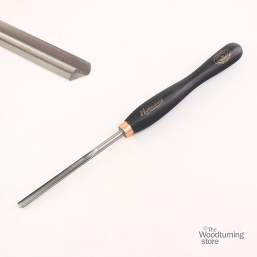 """Hurricane M42 Cryo, 2 Piece Spindle Gouge Pro Tool Set (1/2"""" and 3/8"""" Flute)"""