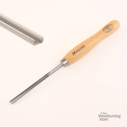 """Hurricane M2 HSS, 2 Piece Spindle Gouge Pro Tool Set (1/2"""" and 3/8"""" Flute)"""