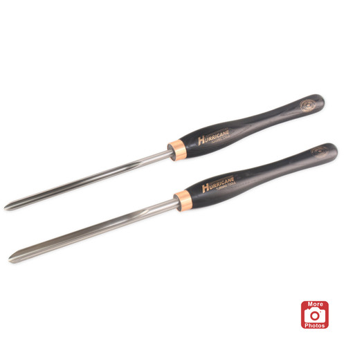 "Hurricane M42 Cryo, 2 Piece Bowl Gouge Set (5/8"" and 1/2"" Bar Stock)"