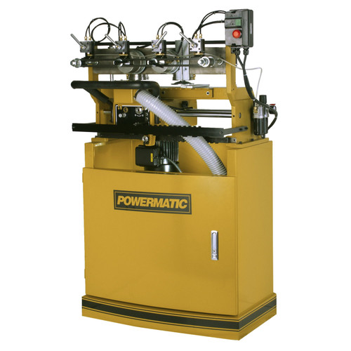 Powermatic DT65 Dovetailer, 1HP 1PH 230V, Pneumatic Clamping